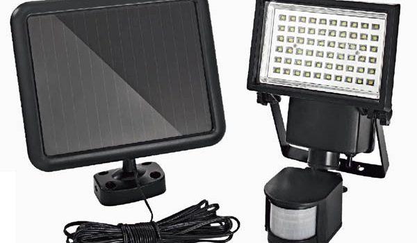 meilleur projecteur solaire