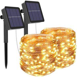 meilleure guirlande solaire
