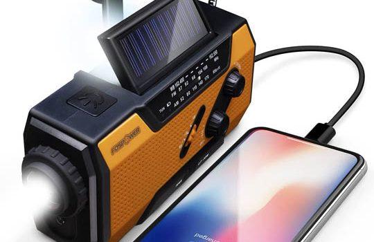 meilleure radio solaire